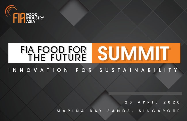 FIA Food for the Future Summit 2020: Innovation for Sustainability
