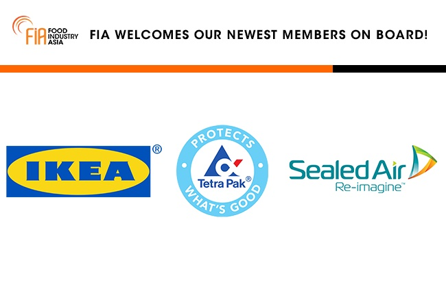 FIA welcomes IKEA, Sealed Air and Tetra Pak as New Members