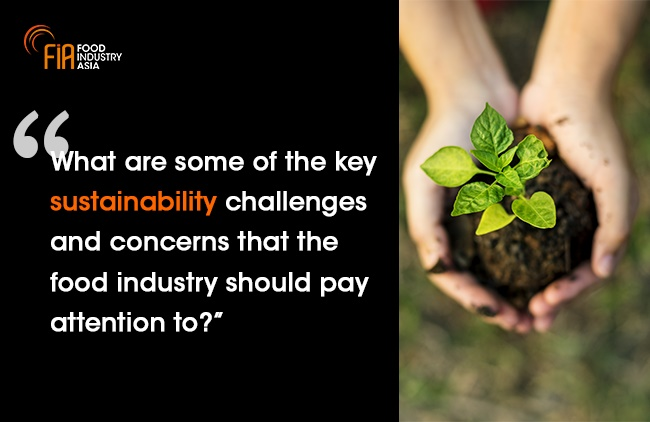 What are the Key Sustainability Challenges for the Food Industry? - Q&A with Leading Experts and Innovators